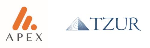 Apex Tzur logos
