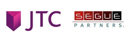 JTC Segue Partners logos