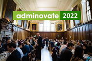 Adminovate 2022 - we're back in person!