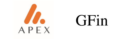 Apex Group and GFin Corporate Services Logos