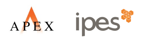 Apex Fund Services and Ipes Logos