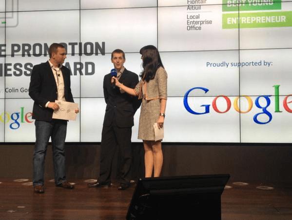 Padraig award