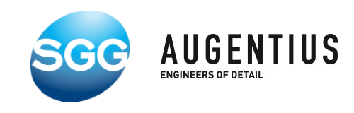SSG Group and Augentius Logos