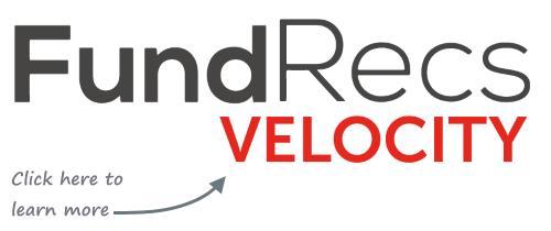 fund Recs velocity