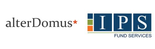 alterDomus and IPS Fund Services Logos