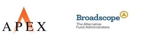 Apex and Broadscope Fund Administrators Logos