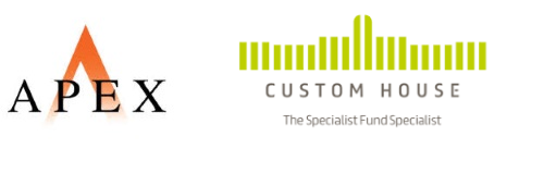 Apex and Custom House Logos
