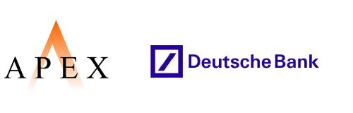 Apex Fund Services and Deutsche Bank Alternative Fund Services Logos