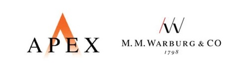 Apex Fund Services and M.M. Warburg Logos