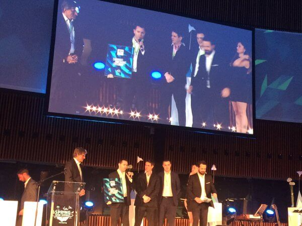 European Startup of the Year