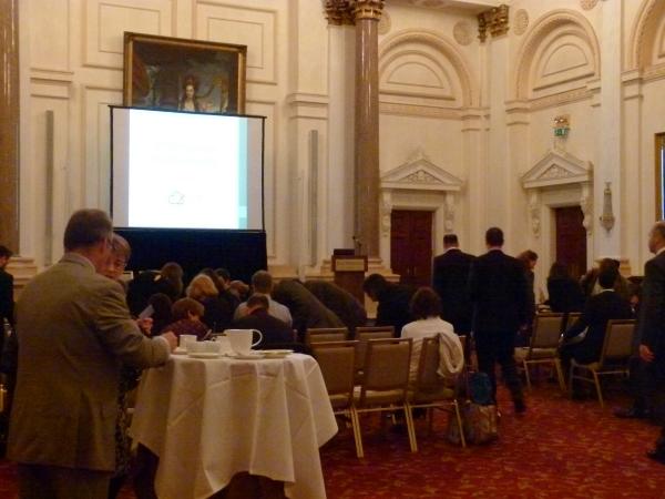 AIFMD Depositary breakfast briefing