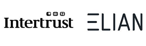 Intertrust and Elian Group Logos