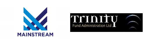 Mainstream Group and Trinity Logos
