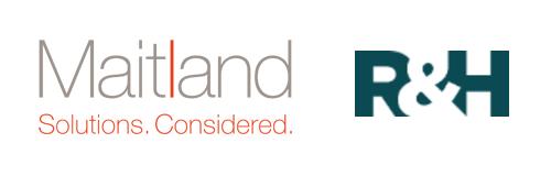 Maitland and R&H Logos