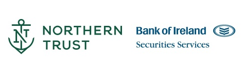 Northern Trust and Bank of Ireland Security Services Logos