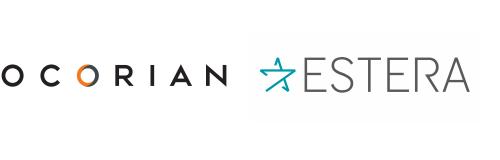Ocorian and Estera Logos
