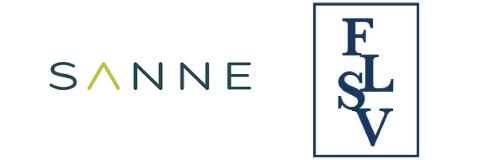 Sanne and FLSV Logos
