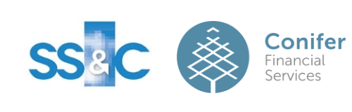 SS&C and Conifer Logos