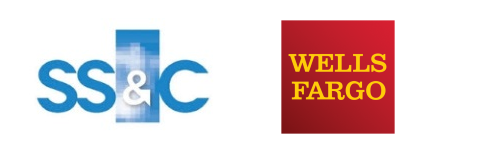 SS&C and Wells Fargo Logos