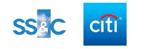 SS&C and Citi Logos