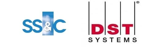 SS&C and DST Systems Logos
