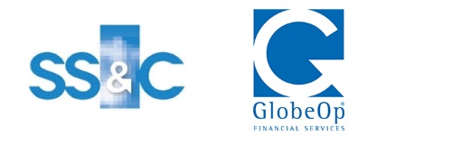 SS&C and GlobeOp Logos