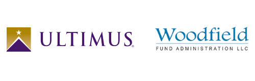 Ultimus Fund Services and Woodfield Fund Administration Logos