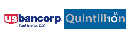 US Bancorp Fund Services and Quintillion Logos