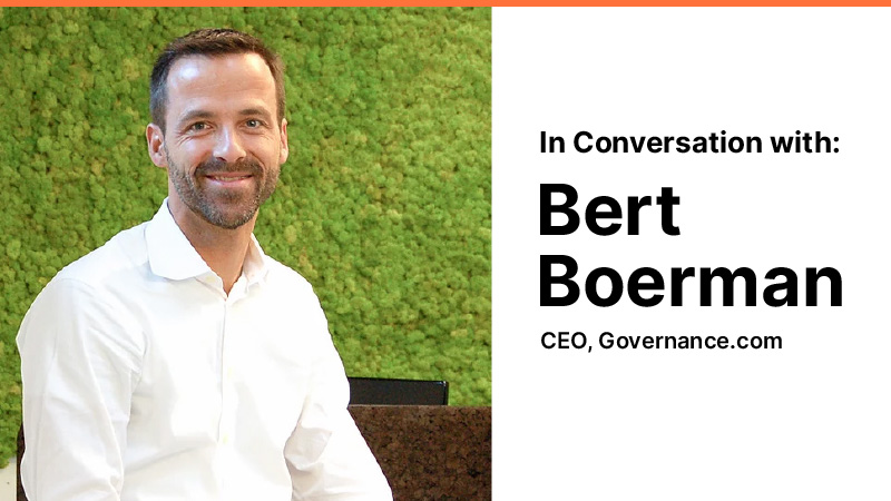 In Conversation with Bert Boerman (Governance.com)