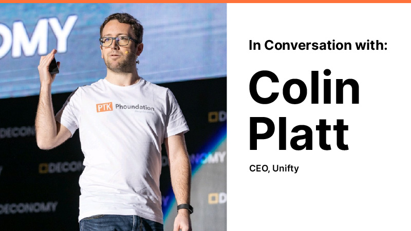 In Conversation with Colin Platt (CGP Consulting Limited)