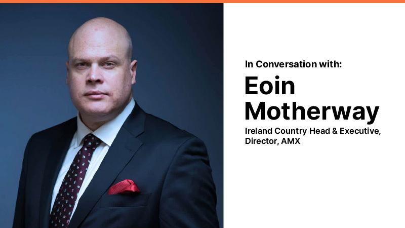 In conversation with Eoin Motherway of The Asset Management Exchange (AMX)