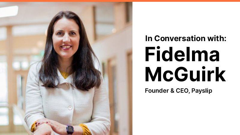 In Conversation with Fildelma McGuirk (Payslip)