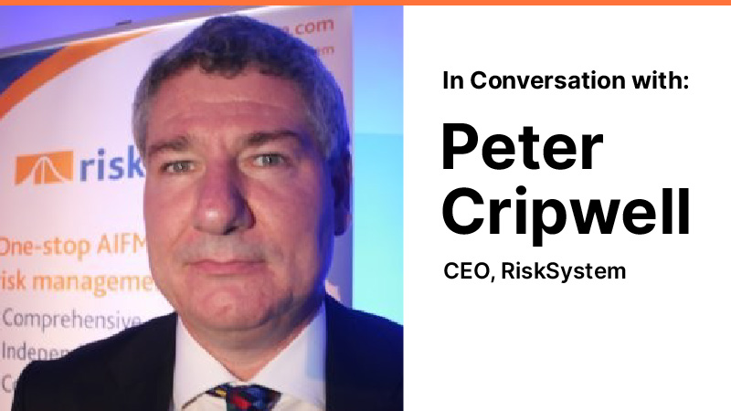 In Conversation with Peter Cripwell (Risk System)